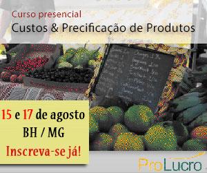 CURSO precificação de produtos